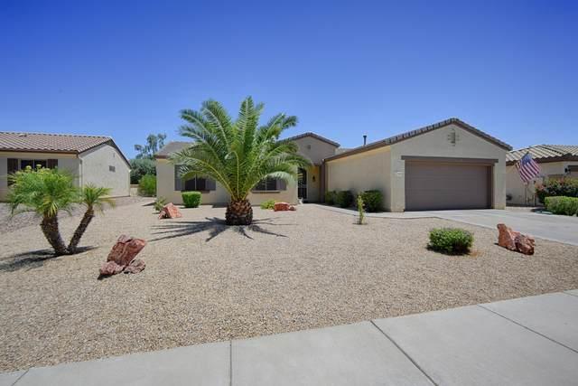 21385 N Cloudcroft Lane, Surprise, AZ 85387 (MLS #6095785) :: Brett Tanner Home Selling Team