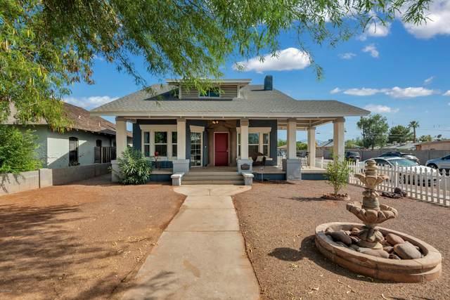 1201 E Pierce Street, Phoenix, AZ 85006 (MLS #6095802) :: Brett Tanner Home Selling Team