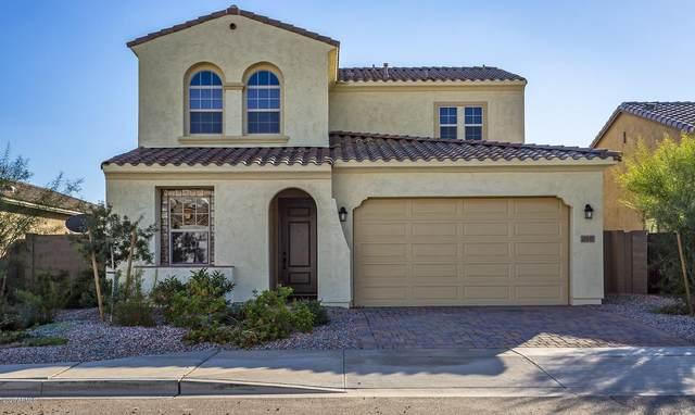 20145 W Hadley Street, Buckeye, AZ 85326 (MLS #6095806) :: Devor Real Estate Associates
