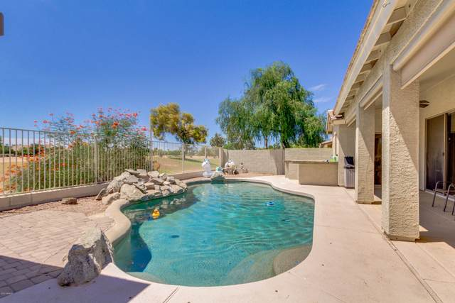 1244 S Palomino Creek Drive, Gilbert, AZ 85296 (MLS #6095822) :: Scott Gaertner Group