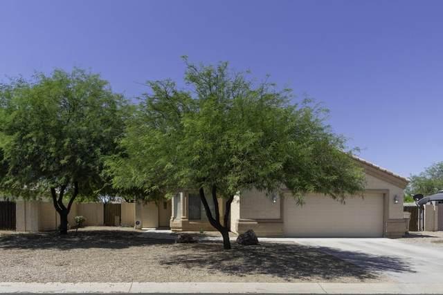10041 W Carousel Drive, Arizona City, AZ 85123 (MLS #6095828) :: The Laughton Team