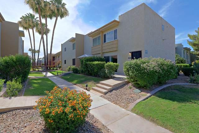 4600 N 68th Street #351, Scottsdale, AZ 85251 (MLS #6095847) :: Brett Tanner Home Selling Team