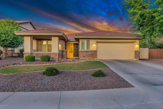 4745 S Southwind Drive, Gilbert, AZ 85297 (MLS #6095857) :: Long Realty West Valley