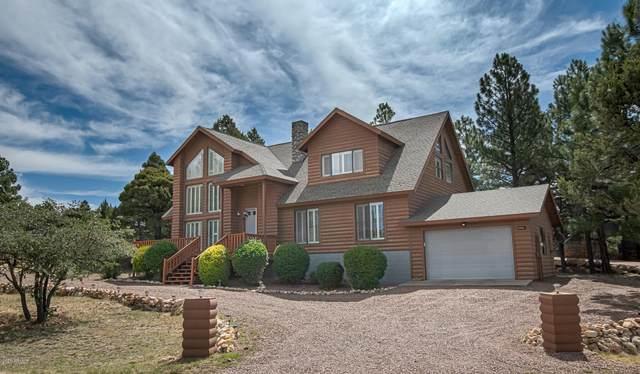 2222 Fairway Drive, Overgaard, AZ 85933 (MLS #6095868) :: Devor Real Estate Associates