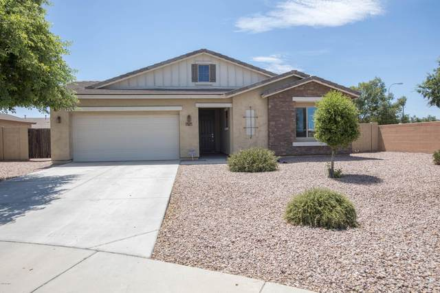 4010 S Miller Place, Chandler, AZ 85249 (MLS #6095975) :: The W Group