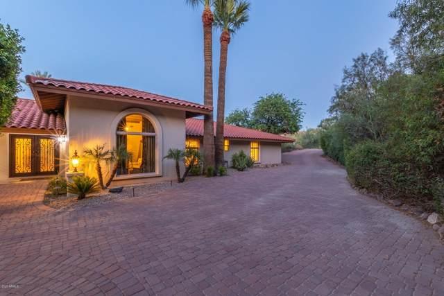 6203 N Hogahn Circle, Paradise Valley, AZ 85253 (MLS #6096026) :: Brett Tanner Home Selling Team