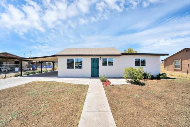 2717 E Pueblo Avenue, Phoenix, AZ 85040 (MLS #6096043) :: Riddle Realty Group - Keller Williams Arizona Realty