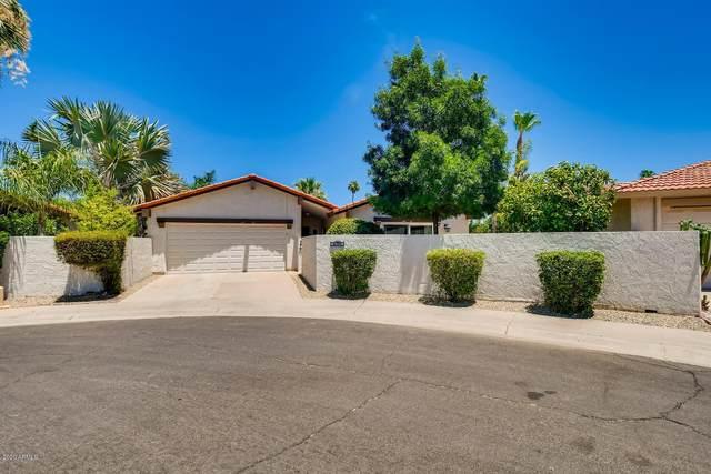 7815 N Via De La Sombre, Scottsdale, AZ 85258 (MLS #6096067) :: Dave Fernandez Team | HomeSmart