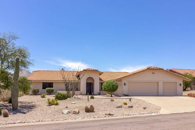 16416 N Kim Drive, Fountain Hills, AZ 85268 (MLS #6096071) :: The Results Group