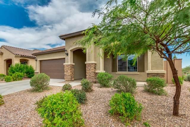 10905 E Topaz Avenue, Mesa, AZ 85212 (MLS #6096089) :: Arizona Home Group