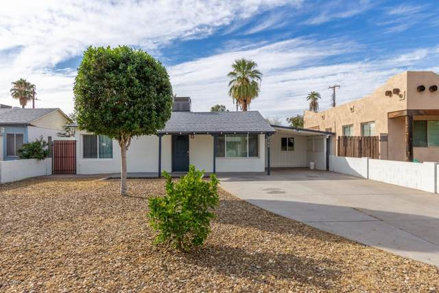4506 N 14TH Street, Phoenix, AZ 85014 (MLS #6096105) :: Klaus Team Real Estate Solutions