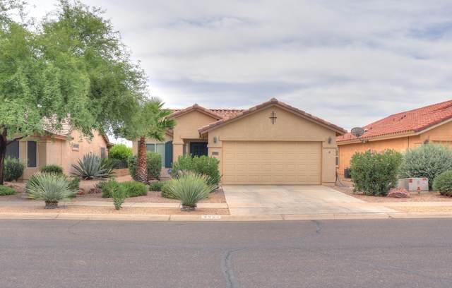 2421 E Hancock Trail, Casa Grande, AZ 85194 (MLS #6096115) :: Conway Real Estate