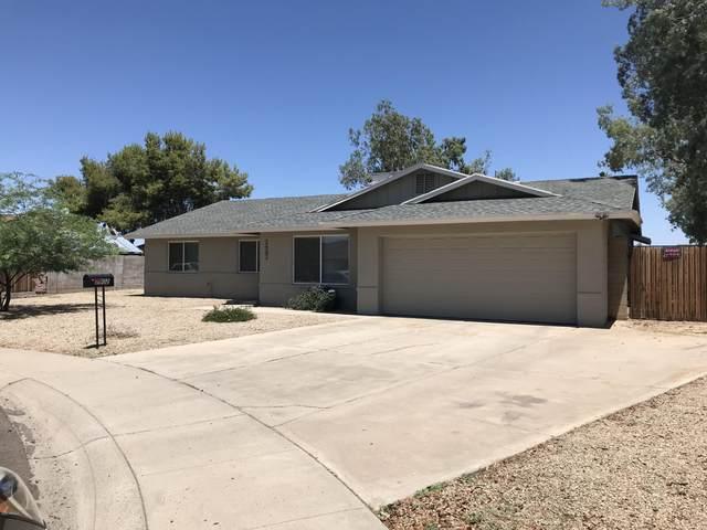 2902 W Dailey Street, Phoenix, AZ 85053 (#6096133) :: Luxury Group - Realty Executives Arizona Properties