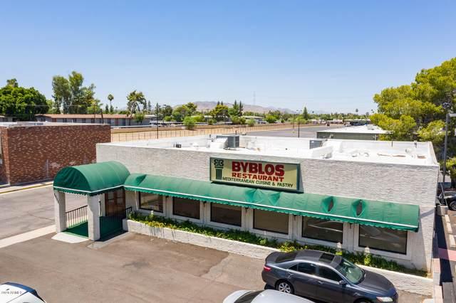 3332 S Mill Avenue, Tempe, AZ 85282 (MLS #6096148) :: Brett Tanner Home Selling Team