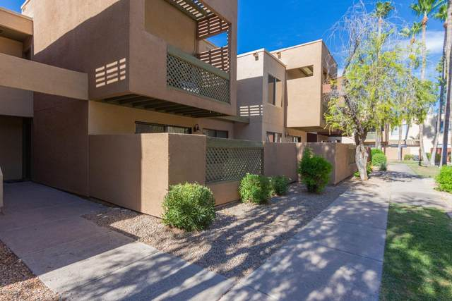 3500 N Hayden Road #1805, Scottsdale, AZ 85251 (MLS #6096157) :: The Daniel Montez Real Estate Group