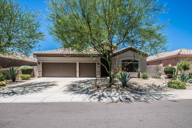 7716 E Thunderhawk Road, Scottsdale, AZ 85255 (MLS #6096158) :: Selling AZ Homes Team
