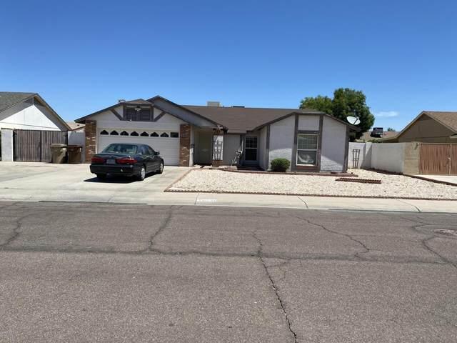 8820 W Seldon Lane, Peoria, AZ 85345 (MLS #6096172) :: Long Realty West Valley