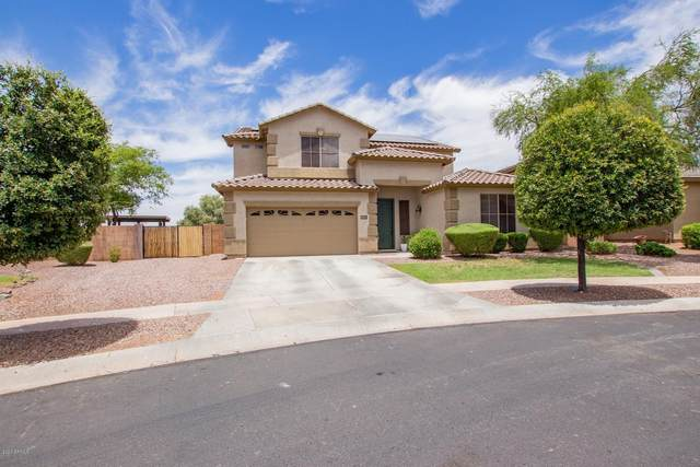 12010 W Wilshire Drive, Avondale, AZ 85392 (MLS #6096174) :: The Laughton Team