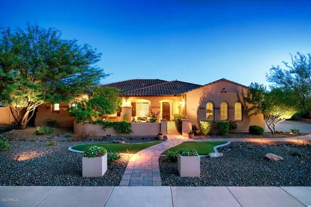 8861 W Hatfield Road, Peoria, AZ 85383 (MLS #6096192) :: Devor Real Estate Associates