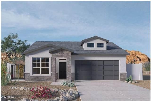 8842 S 165TH Avenue, Goodyear, AZ 85338 (MLS #6096252) :: Devor Real Estate Associates