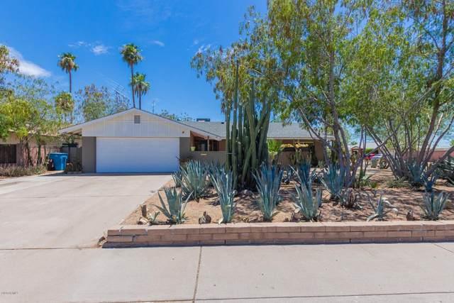 4037 W San Juan Avenue, Phoenix, AZ 85019 (MLS #6096257) :: Brett Tanner Home Selling Team