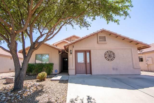 877 Monte Vista Avenue, Sierra Vista, AZ 85635 (MLS #6096274) :: Service First Realty