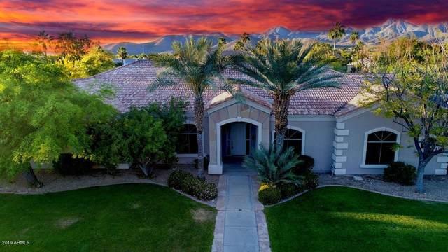 11942 E Ironwood Drive, Scottsdale, AZ 85259 (MLS #6096333) :: Brett Tanner Home Selling Team