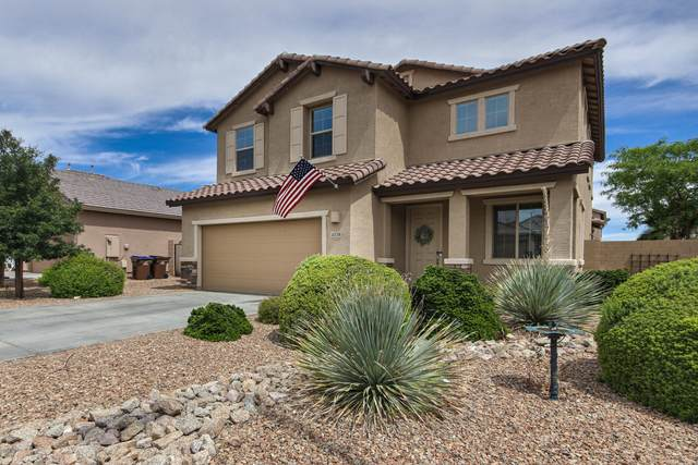 4538 W Maggie Drive, Queen Creek, AZ 85142 (MLS #6096340) :: My Home Group