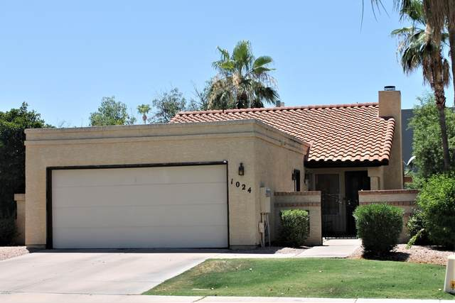 1024 S 21ST Street, Mesa, AZ 85204 (MLS #6096342) :: The Bill and Cindy Flowers Team