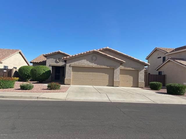 15743 W Rimrock Street, Surprise, AZ 85374 (MLS #6096352) :: Homehelper Consultants