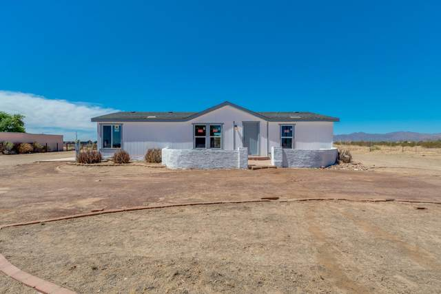 416 N 295TH Avenue, Buckeye, AZ 85396 (MLS #6096353) :: Devor Real Estate Associates