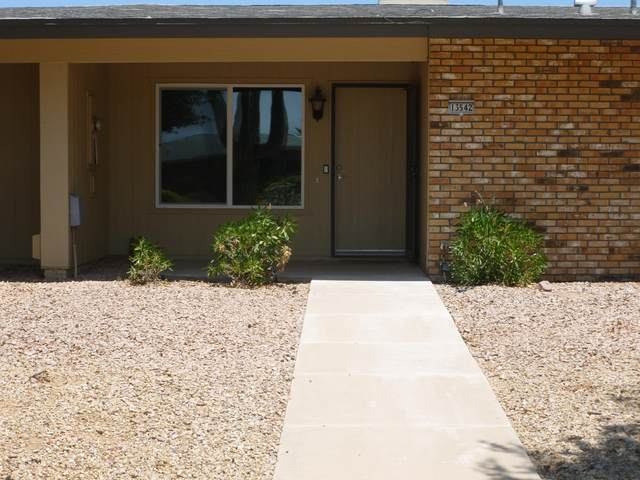 13542 W Aleppo Drive, Sun City West, AZ 85375 (MLS #6096371) :: Nate Martinez Team
