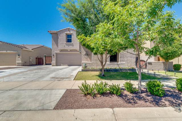 15582 W Cortez Street, Surprise, AZ 85379 (MLS #6096378) :: Brett Tanner Home Selling Team