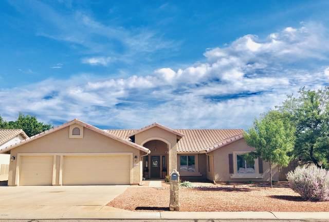 3415 E Trevino Drive, Sierra Vista, AZ 85650 (#6096381) :: The Josh Berkley Team