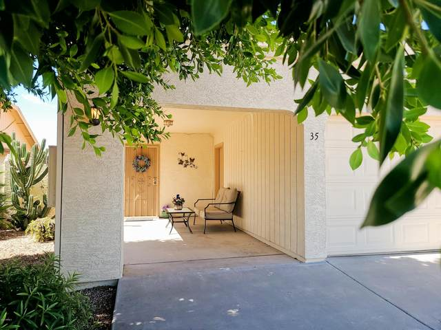 1920 S Plaza Drive #35, Apache Junction, AZ 85120 (MLS #6096389) :: Lux Home Group at  Keller Williams Realty Phoenix