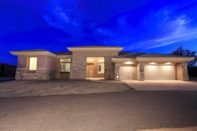 16309 E Calle De Los Flores Drive, Scottsdale, AZ 85262 (MLS #6096410) :: Dave Fernandez Team | HomeSmart