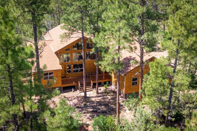 401 W Aspen Trail, Show Low, AZ 85901 (MLS #6096419) :: BIG Helper Realty Group at EXP Realty