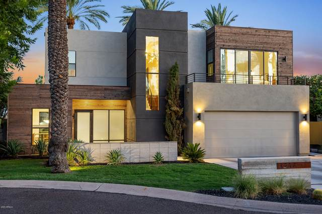 4207 E Montecito Avenue, Phoenix, AZ 85018 (MLS #6096427) :: The W Group