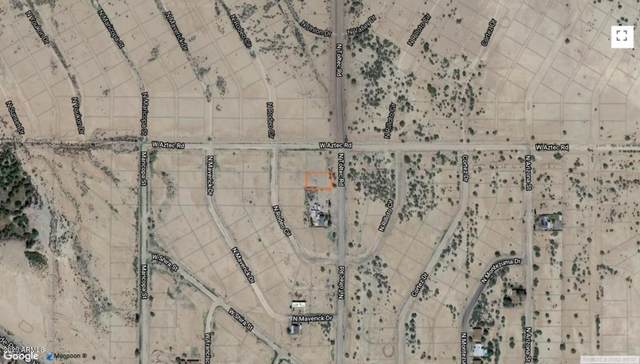 0 N Toltec Road, Eloy, AZ 85131 (MLS #6096468) :: Brett Tanner Home Selling Team