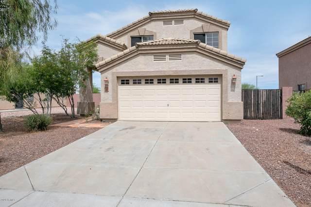 1507 S 216TH Lane, Buckeye, AZ 85326 (MLS #6096474) :: Devor Real Estate Associates
