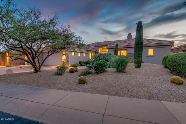 22806 N 55TH Street, Phoenix, AZ 85054 (MLS #6096487) :: The Luna Team