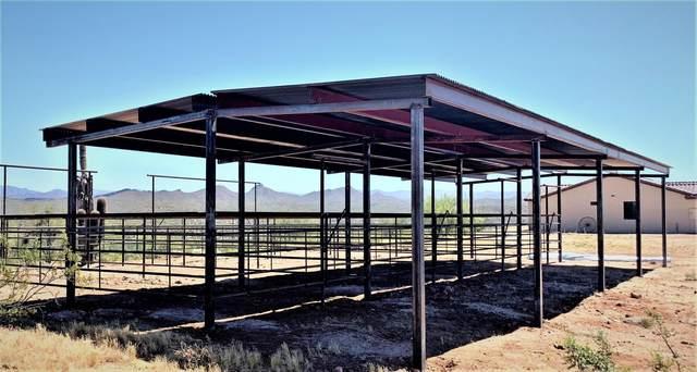 1700 A Granthum Ranch Road, Wickenburg, AZ 85358 (MLS #6096503) :: Russ Lyon Sotheby's International Realty