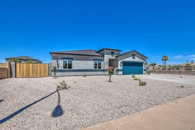 15438 N Greasewood Street, Surprise, AZ 85378 (MLS #6096510) :: Klaus Team Real Estate Solutions