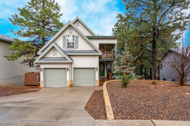 3845 S Box Canyon Trail, Flagstaff, AZ 86005 (MLS #6096514) :: Long Realty West Valley