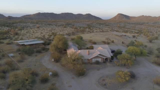 9057 N Bobwhite Lane, Casa Grande, AZ 85194 (#6096541) :: Luxury Group - Realty Executives Arizona Properties