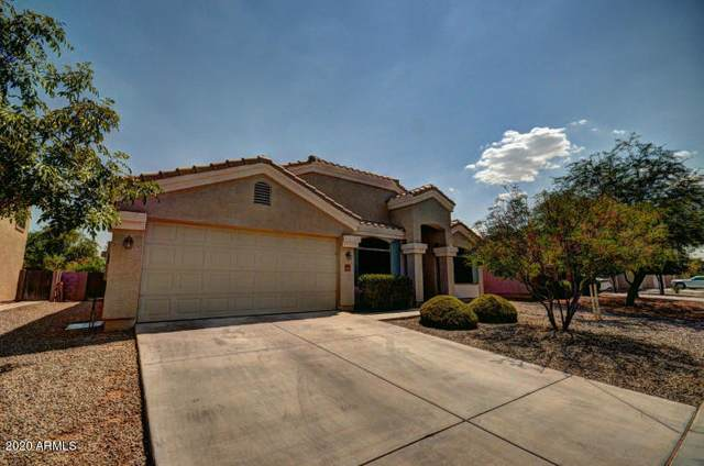 10527 W Chickasaw Street, Tolleson, AZ 85353 (MLS #6096549) :: Lux Home Group at  Keller Williams Realty Phoenix