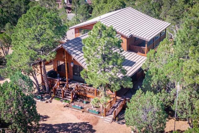 2761 Apollo Circle, Overgaard, AZ 85933 (MLS #6096574) :: Devor Real Estate Associates