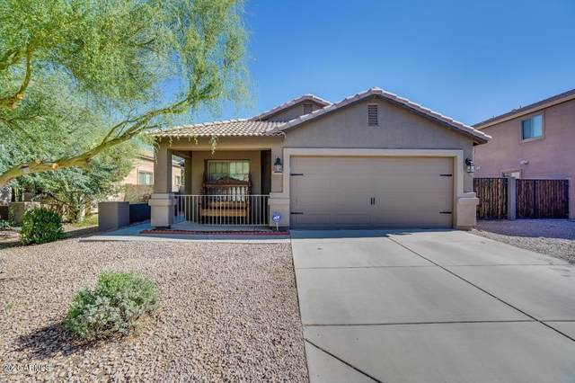 22344 E Via Del Palo, Queen Creek, AZ 85142 (MLS #6096599) :: Kepple Real Estate Group