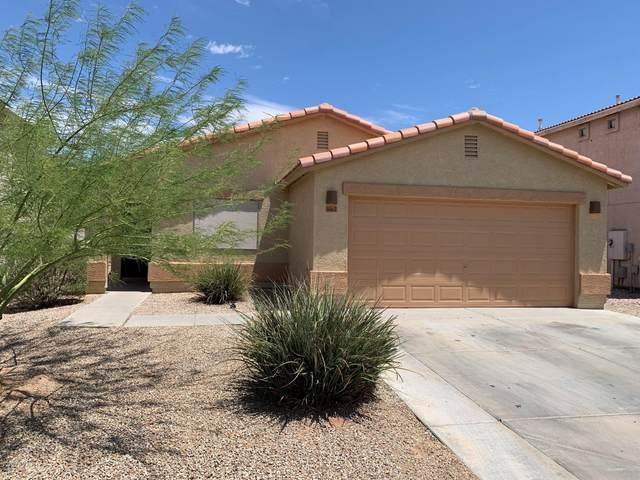 1462 E Avenida Fresca, Casa Grande, AZ 85122 (MLS #6096612) :: Scott Gaertner Group