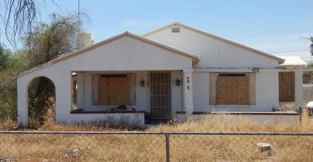 215 N Brown Avenue, Casa Grande, AZ 85122 (MLS #6096625) :: Lux Home Group at  Keller Williams Realty Phoenix